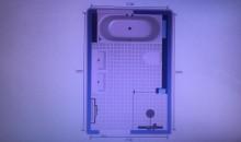 De Spaan Microcement Badkamer Microbeton Naadloos Wanden Douche 3D ontwerp