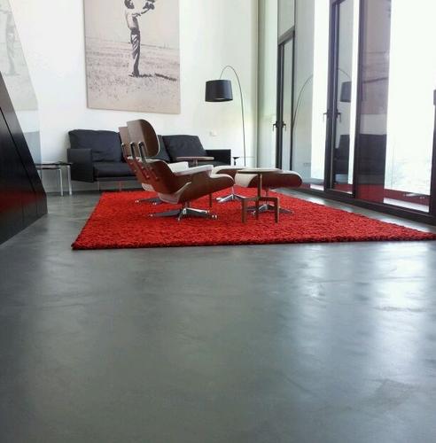 Microcement appartement Rotterdam 2